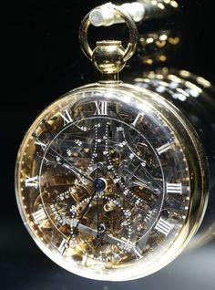 Breguet 1160 Marie Antoinette Pocket Watch