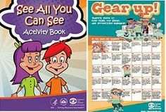 TODAY'S FREEBIE: Eye Facts Posters for Children (ALL)  -- These FREE posters and activity book are a great way to learn more about the eyes and provides an opportunity to promote the importance of healthy vision to school-aged children.   Read more: http://www.frugal-freebies.com/2013/11/freebie-eye-facts-posters-for-children.html