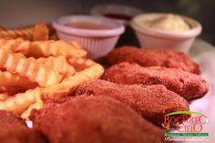 Nuggets de pollo  #BocaditoDelCielo #ParaisoNatural