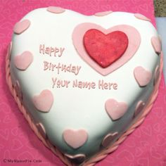 3c28ac2cb496520674455889ffc348d8copyg 500500 pixels sayings write your name on heart birthday cake for lovers picture in seconds make your birthday awesome with new happy birthday greetings cakes m4hsunfo