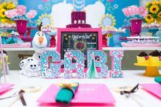 Frozen Fever Party, Birthday, Disney, Decor, Frozen Party, Kids Part, Fiestas, Stuff Stuff, Ideas