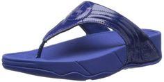 FitFlop Womens's Walkstar 3 Flip Flop,Electric blue,10 M US FitFlop http://www.amazon.com/dp/B00EU7SUQU/ref=cm_sw_r_pi_dp_o6VWvb1FKZQ9M