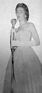Ídolos do rádio e da música ganham o interior gaúcho nos anos 50 | Caros Ouvintes Doris Monteiro