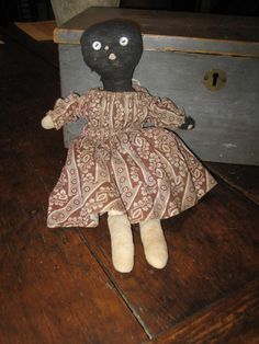 Early Black Doll