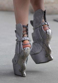 alexander mcqueen high heels