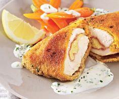 Egy finom Csirke cordon bleu ebédre vagy vacsorára? Csirke cordon bleu Receptek a Mindmegette.hu Recept gyűjteményében!