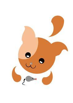 Gatito #MichiJugando #GIMP #EmmaBenitez