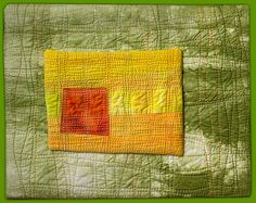 Pam Lowe: Artist and Quiltmaker - Recent Work. quilt on quilt