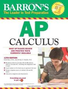 Download barrons ap calculus 13th edition pdf free further barrons ap calculus 12th editiondavid bock shirley hockett fandeluxe Gallery