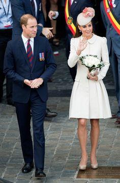 Catherine Duchess of Cambridge and Prince William Duke of Cambridge