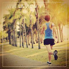 #Vivelavida .Salir, despejar la mente y relajar el cuerpo es algo #saludable.