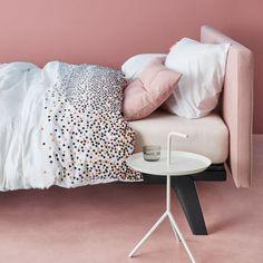 Haushalt Wunderschön Leinenkissen Kissenbezug Handarbeit Gestickt Monogramm Es Leinen Modern Und Elegant In Mode