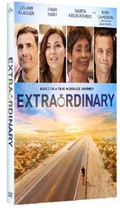 Extraordinary DVD available January 16   #giveaway #ExtraordinaryMovie #ad