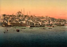 Resimlerle Osmanlı Dönemi İstanbul'unda Hayat - Akademik Perspektif