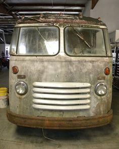 1949 Chevrolet Step Van