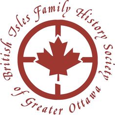 British Isles Family History Society of Greater Ottawa encourages genealogy research & publication by people with ancestry in England, Ireland, Scotland, Wales, the Channel Island & the Isle of Man. Genealogy Research, British Isles, Ottawa, Family History, Ancestry, Ontario, Canada, Events, Cards