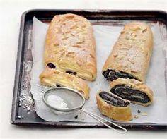 Tvarohový a makový závin (Zdroj: Ondřej Košík) Ethnic Recipes, Cakes, Food, Cake Makers, Kuchen, Essen, Cake, Meals, Pastries