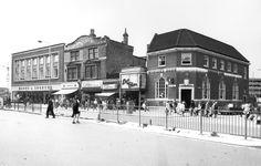 Stratford High Street. July 1973.