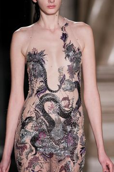 Tattoos Discover Detail at Julien Macdonald Fall Winter 2014 Hips Tattoo Body Art Tattoos Girl Tattoos Tattoos For Women Hena Beautiful Tattoos Inked Girls Body Painting Tattoo Designs Hips Tattoo, Full Body Tattoo, Body Art Tattoos, Girl Tattoos, Julien Macdonald, Sexy Tattoos For Women, Celebrity Dresses, Celebrity Style, Beautiful Tattoos