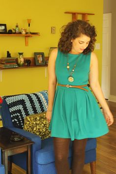 3 this look from the ModCloth Style Gallery! Cutest community ever. #indie #style