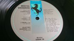 Mental Overdrive - The second coming (1991). Nice unknown 4-tracker on R&S records.