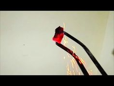 EXPERIMENT 2000 Celsius Charcoal Vs Cold Water - YouTube