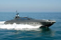 pure insanity yacht   SuperYacht of the Week: 33 knots of Pure Insanity by Baglietto ...