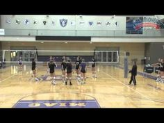Jeff Meeker, Cornell (IA) College Head Coach, presents communication drills on the instructional volleyball DVD Brain Games for Better Volleyball Play. Volleyball Skills, Volleyball Clubs, Volleyball Training, Volleyball Workouts, Coaching Volleyball, Girls Softball, Volleyball Players, Volleyball Ideas, Volleyball Quotes