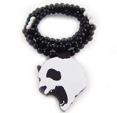 Fashion Kung Fu Panda Necklace for Boys,for Girls