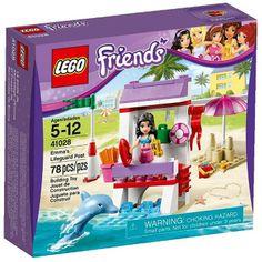 LEGO Friends 41028 Emmas livreddertårn kr. 74,95