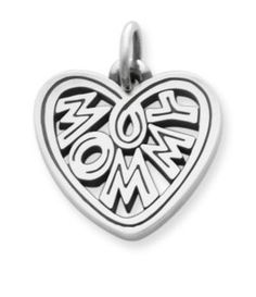 """Mommy"" Charm: James Avery"