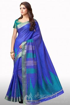 http://www.mangaldeep.co.in/sarees/lovely-blue-designer-party-wear-silk-saree-6555 For more details contact us : +919377222211 (whatsapp available)