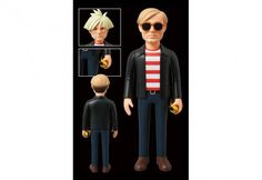 Andy Warhol Vinyl Collectible Dolls by Medicom Toy • Highsnobiety
