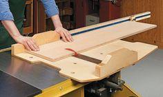 http://www.woodsmithplans.com/plan/ultimate-crosscut-sled/