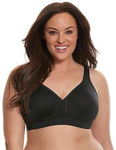 f030dcb1db140 Shop Women s Cacique Black size Bras at a discounted price at Poshmark.  Description  Lane Bryant Cacique No Wire Cooling Bra in black
