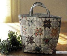 "made by Kanae Matsuura in  ""American vintage fabric collectiomn"""