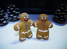 Christmas cookies #cookies #Christmas #gingerbread #cute