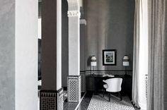Palais Selman Marrakech. Interiors by Jacques Garcia