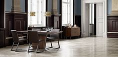 Get glamorous with copper and brass trends by BoConcept