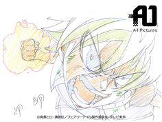 Natsu badass sketch