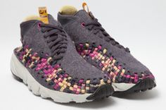 "Nike Air Footscape Woven Chukka Motion ""Wool"""
