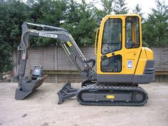 3 Ton Excavator Mini Digger - Central Plant Hire in Sussex & Surrey