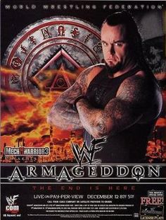 Undertakers Pay-Per-View Poster: Fotos Nwo Wrestling, Wrestling Posters, World Championship Wrestling, Wrestlemania Xx, Wwe Ppv, Undertaker Wwe, Shawn Michaels, Pay Per View, Wwe Wrestlers