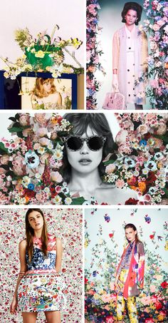 florals florals everywhere