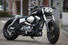 Harley 2008 DYNA FAT BOB Custom [ORFEU]