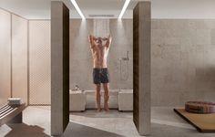 ISH 2015: Comfort Shower