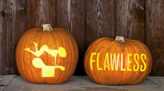 Pumpkin carving templates for adults who love Halloween