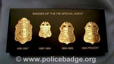 Set of 4 FBI Badges by dynamicentry122, via Flickr Law Enforcement Badges, Federal Law Enforcement, Cambridge College, Plane Drawing, Fire Badge, Police Badges, Police Patches, Challenge Coins, Criminal Justice