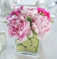 List Of Easy Baby Shower Planning Ideas Fl Centerpiece With Fruit Lime
