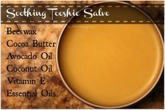 Soothing Tooshie Salve (works for YOUR skin, too)! - homemade diaper rash cream for your little one's skin.
